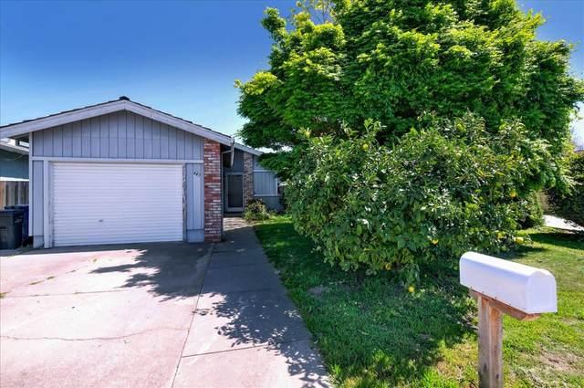 443 Cloudview Dr, Watsonville, CA 95076 (MLS #ML81838063) :: Compass
