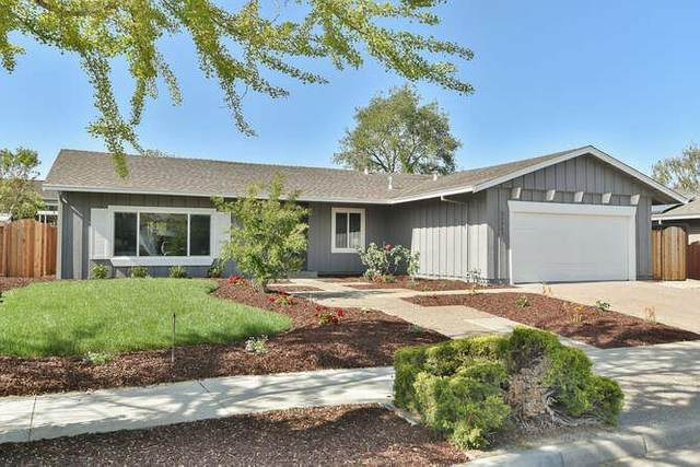 21357 Meteor Dr, Cupertino, CA 95014 (#ML81838075) :: Schneider Estates