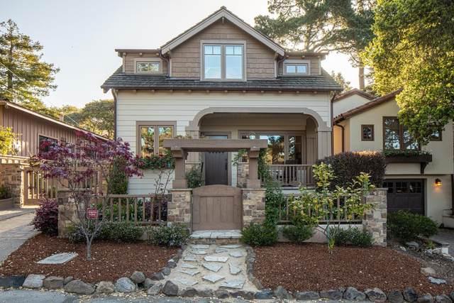 0 Dolores 3 Se Of 9th, Carmel, CA 93923 (#ML81838098) :: Intero Real Estate
