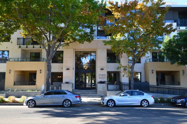 1101 W El Camino Real 313, Mountain View, CA 94040 (MLS #ML81838136) :: Compass