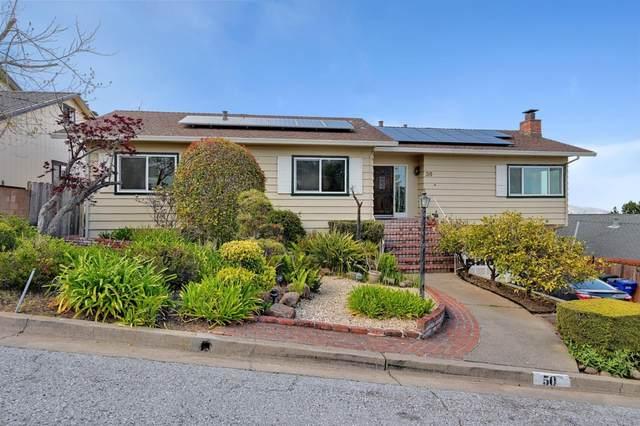50 Chadwick Ct, Millbrae, CA 94030 (#ML81838158) :: Intero Real Estate