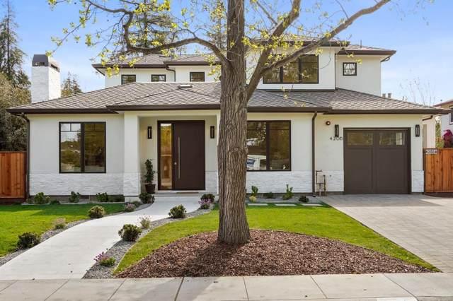 4206 Pomona Ave, Palo Alto, CA 94306 (#ML81838182) :: Intero Real Estate