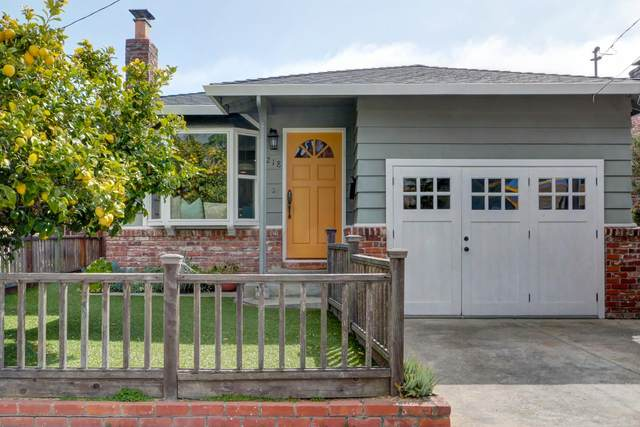 218 Walk Cir, Santa Cruz, CA 95060 (#ML81838191) :: Strock Real Estate