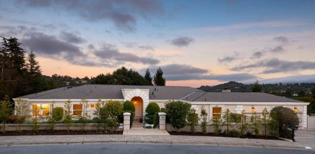 15 Mirasol Ct, Hillsborough, CA 94010 (#ML81838192) :: Intero Real Estate