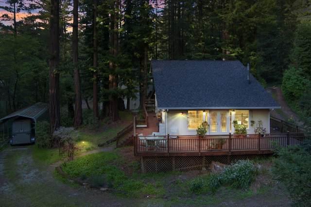 15460 Bear Creek Rd, Boulder Creek, CA 95006 (#ML81838205) :: Olga Golovko