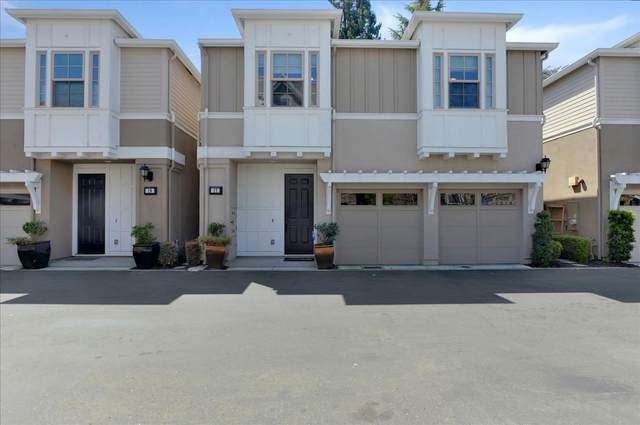 17 Artisan Way 17, Menlo Park, CA 94025 (#ML81838206) :: Intero Real Estate