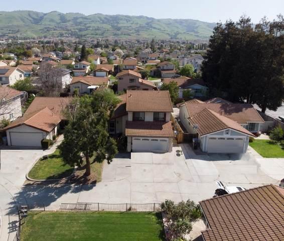3254 Fallen Oak Ct, San Jose, CA 95148 (#ML81838213) :: Intero Real Estate
