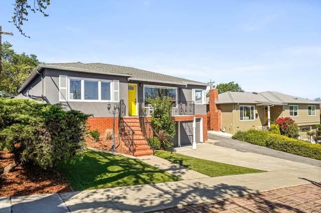2192 Euclid Ave, Redwood City, CA 94061 (#ML81838258) :: Intero Real Estate