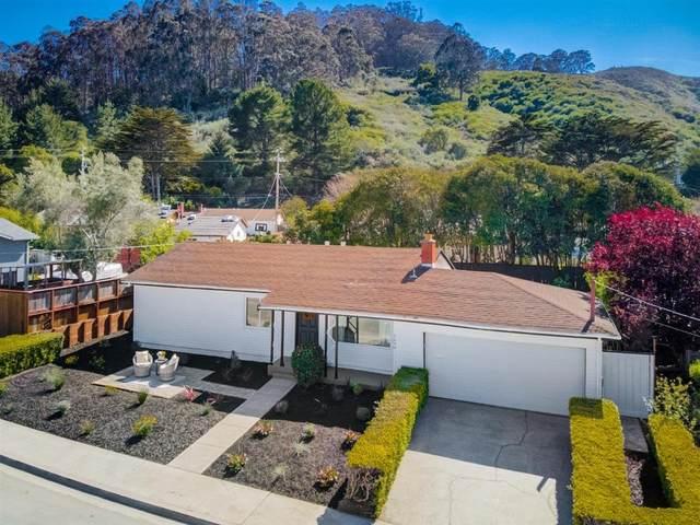 1690 Linda Mar Blvd, Pacifica, CA 94044 (#ML81838264) :: Intero Real Estate