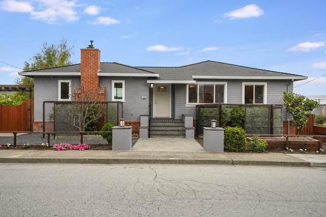 358 Ludeman Ln, Millbrae, CA 94030 (#ML81838272) :: Strock Real Estate