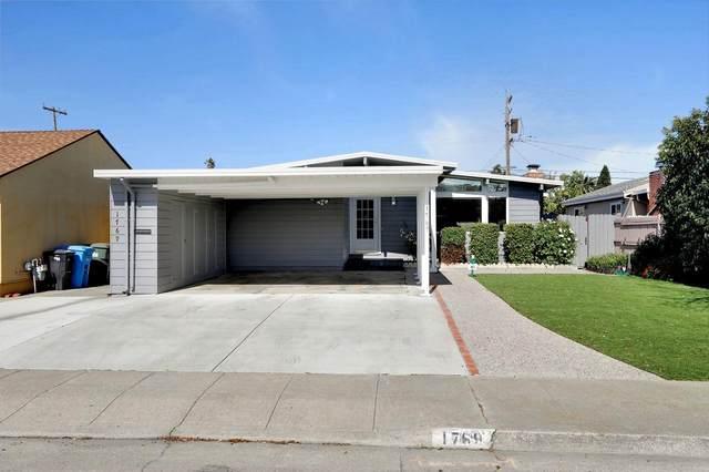 1769 Hamlet St, San Mateo, CA 94403 (#ML81838281) :: Intero Real Estate
