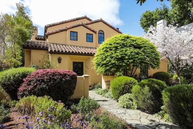930 Guinda St, Palo Alto, CA 94301 (#ML81838287) :: Intero Real Estate