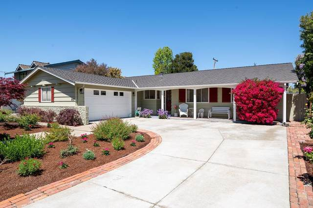 955 Helena Dr, Sunnyvale, CA 94087 (#ML81838313) :: The Sean Cooper Real Estate Group