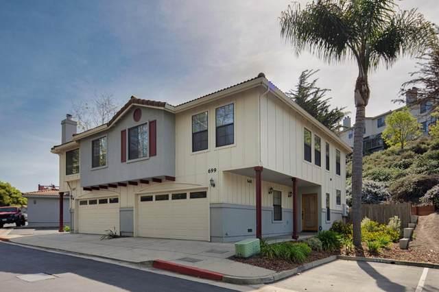 699 Las Casitas Dr, Salinas, CA 93905 (#ML81838315) :: Schneider Estates