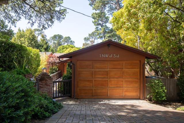 0 Monte Verde 1 Nw Of 3rd, Carmel, CA 93923 (MLS #ML81838347) :: Compass