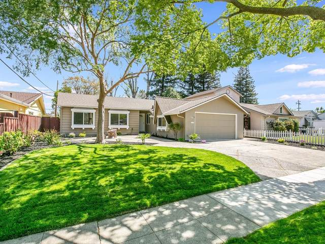 1464 S Blaney Ave, San Jose, CA 95129 (#ML81838363) :: The Goss Real Estate Group, Keller Williams Bay Area Estates