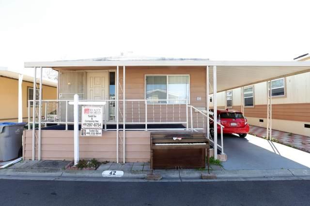 2600 Senter Rd 42, San Jose, CA 95111 (#ML81838369) :: The Realty Society