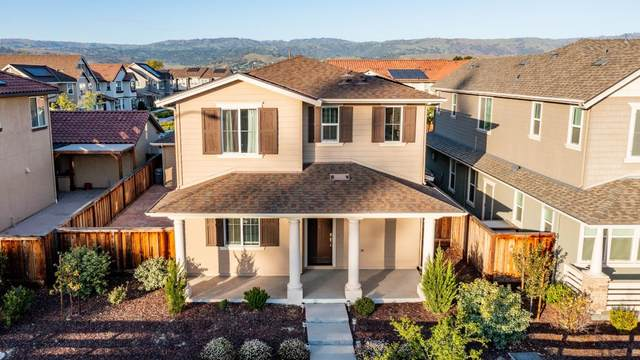 18122 Del Monte Ave, Morgan Hill, CA 95037 (#ML81838384) :: The Realty Society