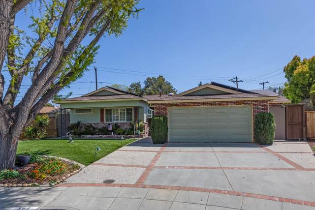 561 Carla Ct, Mountain View, CA 94040 (#ML81838396) :: Intero Real Estate