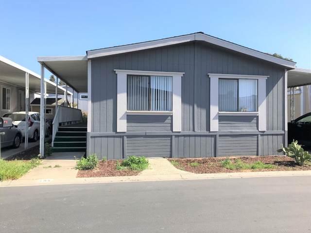 2151 Oakland Rd 205, San Jose, CA 95131 (#ML81838425) :: Intero Real Estate