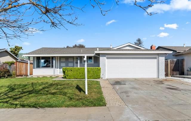 3048 Bradshaw Dr, San Jose, CA 95148 (#ML81838435) :: Intero Real Estate