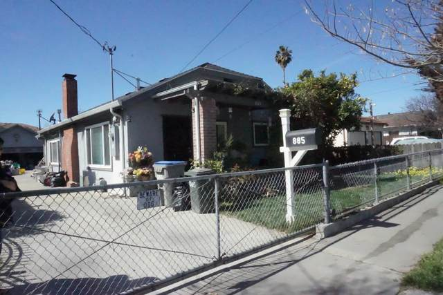 885 N 14th St, San Jose, CA 95112 (#ML81838441) :: Strock Real Estate