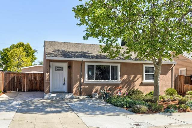 819 Cedar Ave, Sunnyvale, CA 94086 (#ML81838444) :: Strock Real Estate