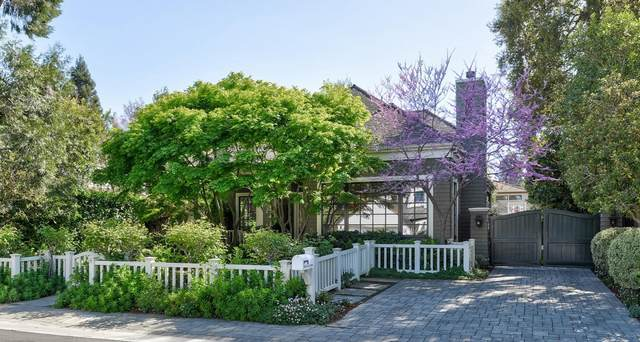 765 Hobart St, Menlo Park, CA 94025 (#ML81838447) :: The Sean Cooper Real Estate Group