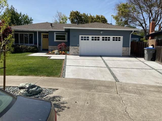 1539 Arata Ct, San Jose, CA 95125 (#ML81838451) :: Strock Real Estate