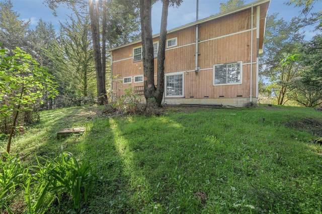 17990 Skyline Blvd, Los Gatos, CA 95033 (#ML81838455) :: Strock Real Estate
