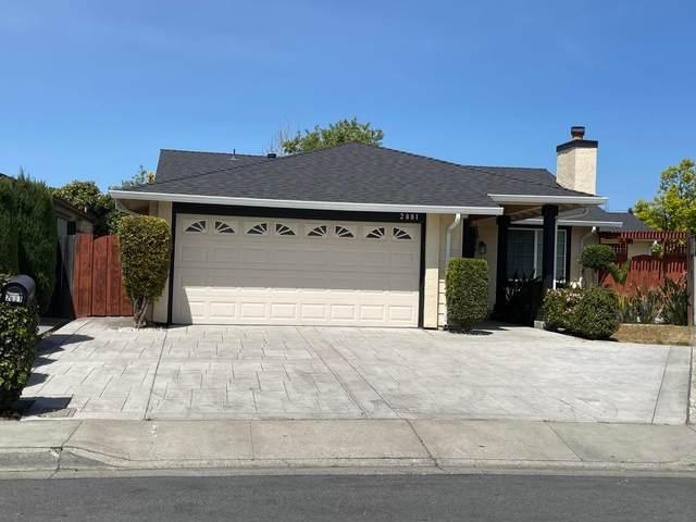 2881 Granite Creek Pl, San Jose, CA 95127 (#ML81838473) :: Intero Real Estate