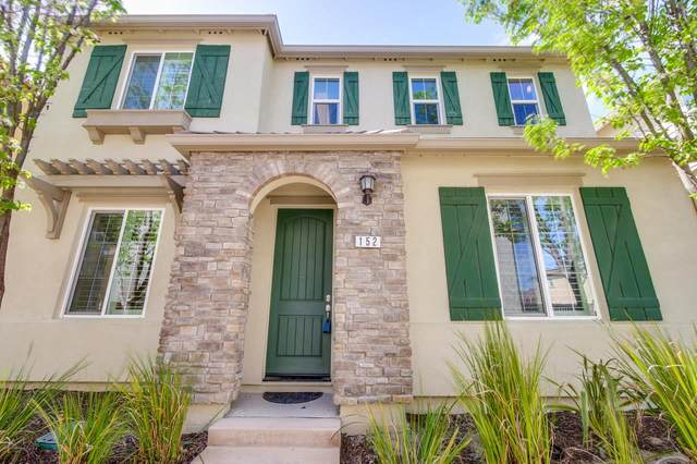 152 English Rose Cir, Campbell, CA 95008 (#ML81838476) :: The Sean Cooper Real Estate Group