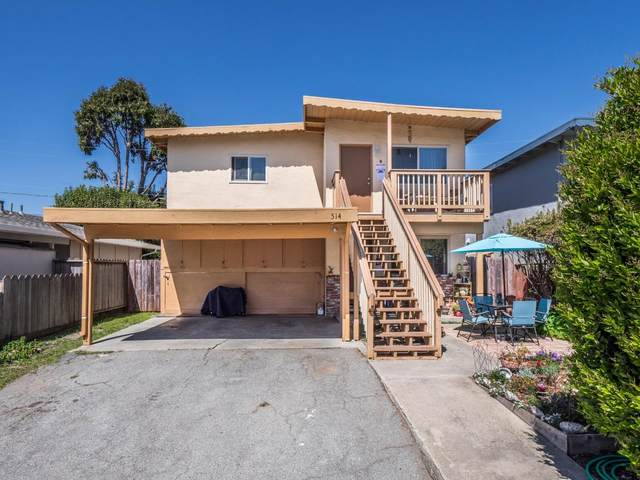 514 Laverne Ave, Aptos, CA 95003 (#ML81838485) :: Alex Brant