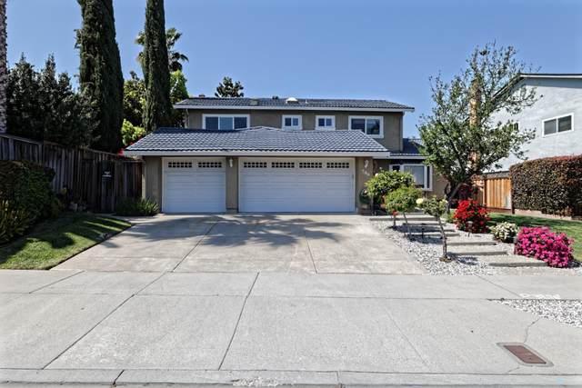 589 Hyde Park Dr, San Jose, CA 95136 (#ML81838560) :: Schneider Estates