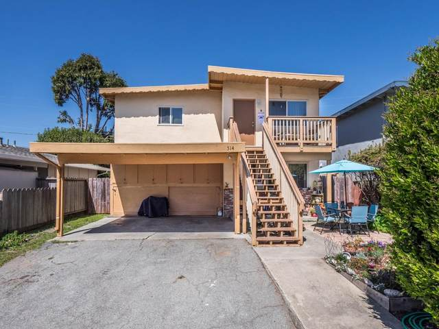 514 Laverne Ave, Aptos, CA 95003 (#ML81838570) :: Alex Brant