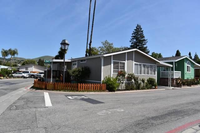 6130 Monterey Rd 288, San Jose, CA 95138 (#ML81838578) :: Intero Real Estate