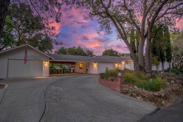 17211 Deer Park Rd, Los Gatos, CA 95032 (#ML81838580) :: Robert Balina | Synergize Realty