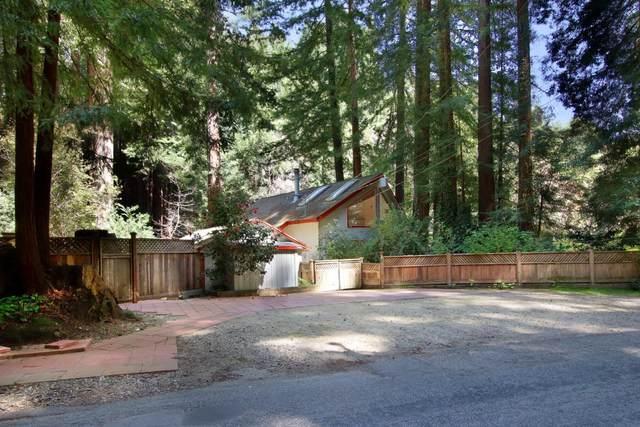 3946 Porter Gulch Rd, Aptos, CA 95003 (#ML81838588) :: Intero Real Estate