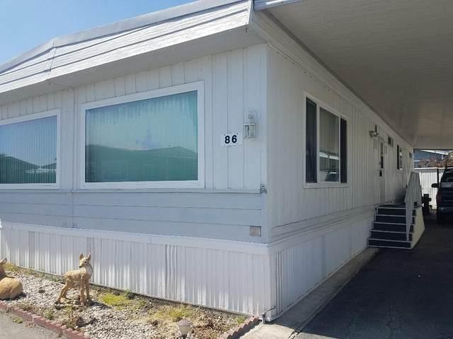 150 Kern St 86, Salinas, CA 93905 (#ML81838594) :: Schneider Estates