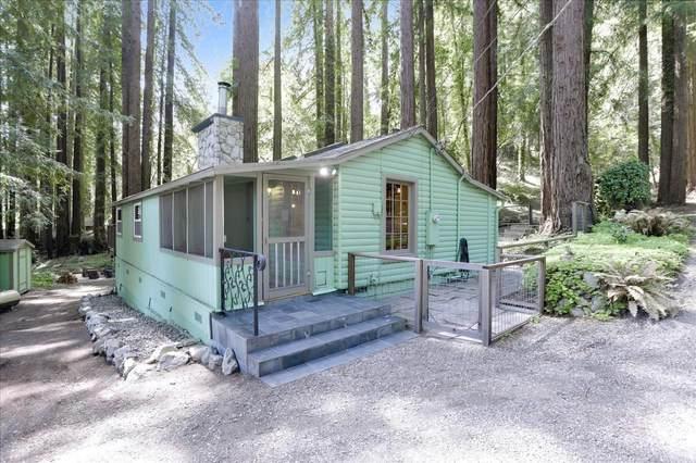 155 Buena Vista Ave, Boulder Creek, CA 95006 (#ML81838657) :: Intero Real Estate