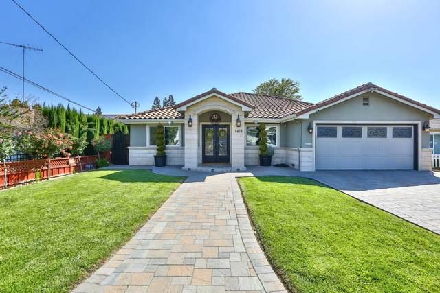 1478 Hervey Ln, San Jose, CA 95125 (#ML81838674) :: Robert Balina | Synergize Realty