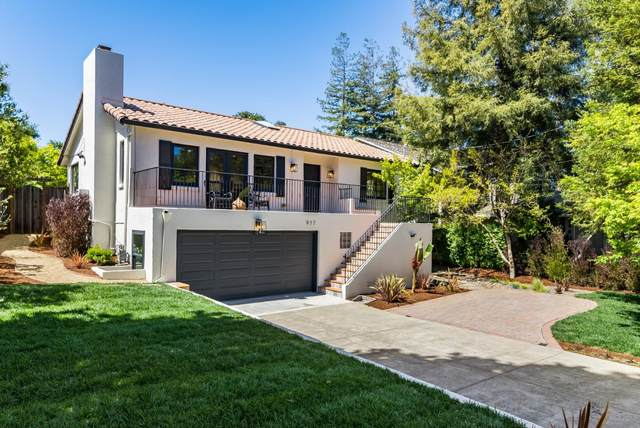 977 Terrace Dr, Los Altos, CA 94024 (#ML81838681) :: Intero Real Estate
