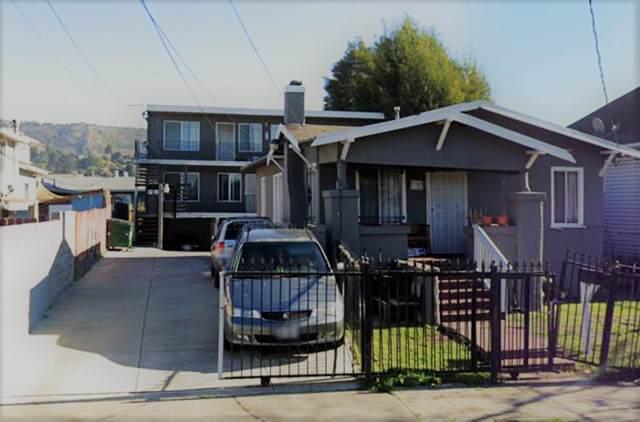 6862 Arthur St, Oakland, CA 94605 (#ML81838683) :: The Gilmartin Group