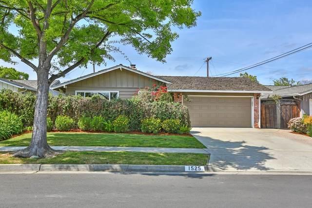 1525 Elka Ave, San Jose, CA 95129 (#ML81838699) :: Intero Real Estate
