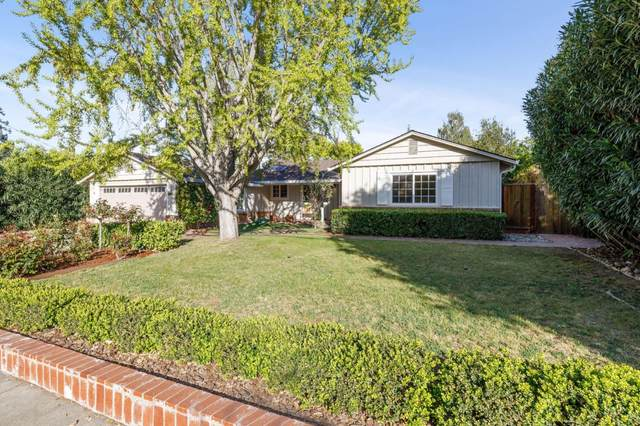 1208 Saint Joseph Ave, Los Altos, CA 94024 (#ML81838702) :: Intero Real Estate