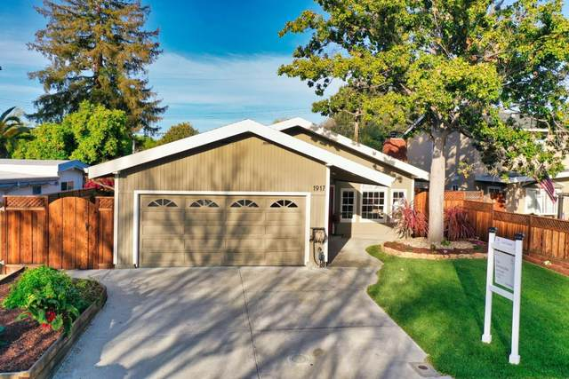 1917 Fillmore St, Santa Clara, CA 95050 (#ML81838712) :: The Kulda Real Estate Group