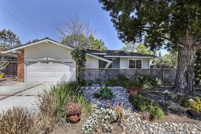 1009 Corvette Dr, San Jose, CA 95129 (#ML81838718) :: Intero Real Estate