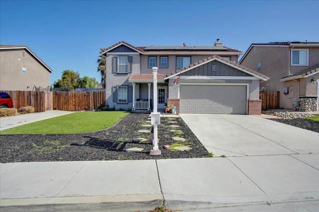2651 Glenview Dr, Hollister, CA 95023 (#ML81838722) :: The Realty Society