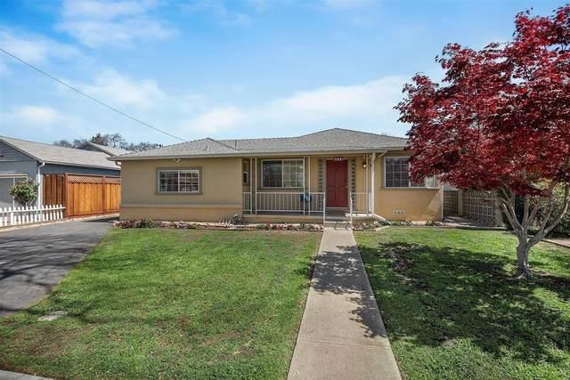684 N Redwood Ave, San Jose, CA 95128 (#ML81838724) :: Intero Real Estate