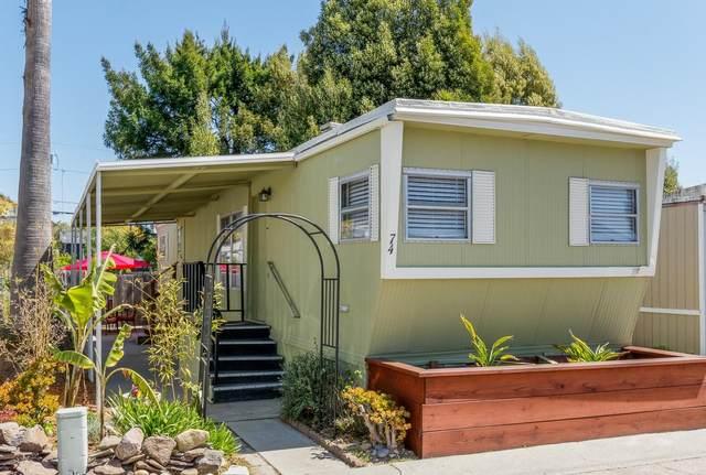 740 30th Ave 74, Santa Cruz, CA 95062 (#ML81838731) :: Intero Real Estate